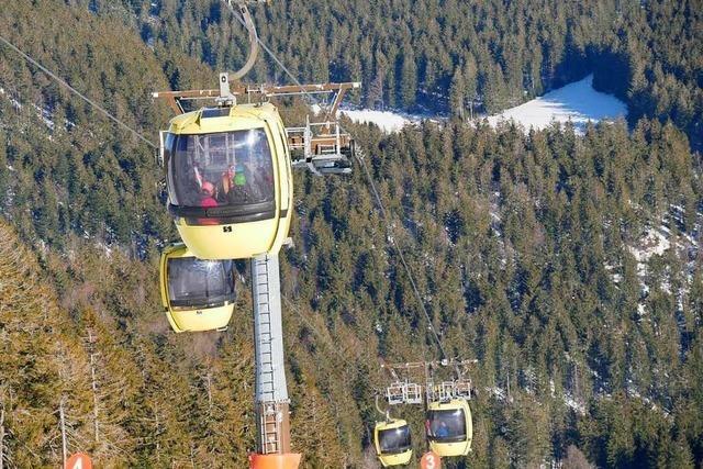 Waldkirchs Oberbürgermeister schlägt Seilbahn auf den Kandel vor