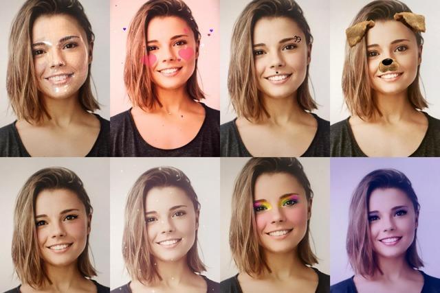 Wie Facefilter Einfluss auf Schönheitsideale nehmen