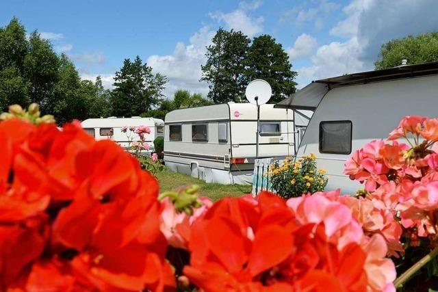 An den Plänen für einen Campingplatz gibt es Kritik im Ortschaftsrat