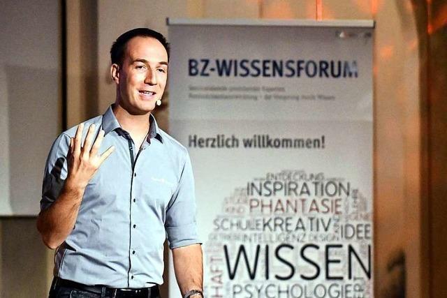 BZ-Wissensforum mit Steffen Kirchner zu