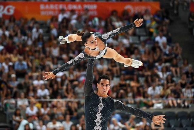 Beim FT-Rollschuh-Musical sind WM-Stars aus Italien zu sehen