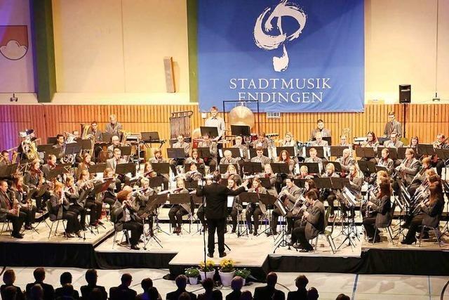 Rüdiger Müller wird neuer Dirigent der Stadtmusik Endingen