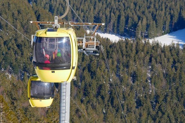 Waldkirchs Oberbürgermeister schlägt Seilbahn zum Kandel vor