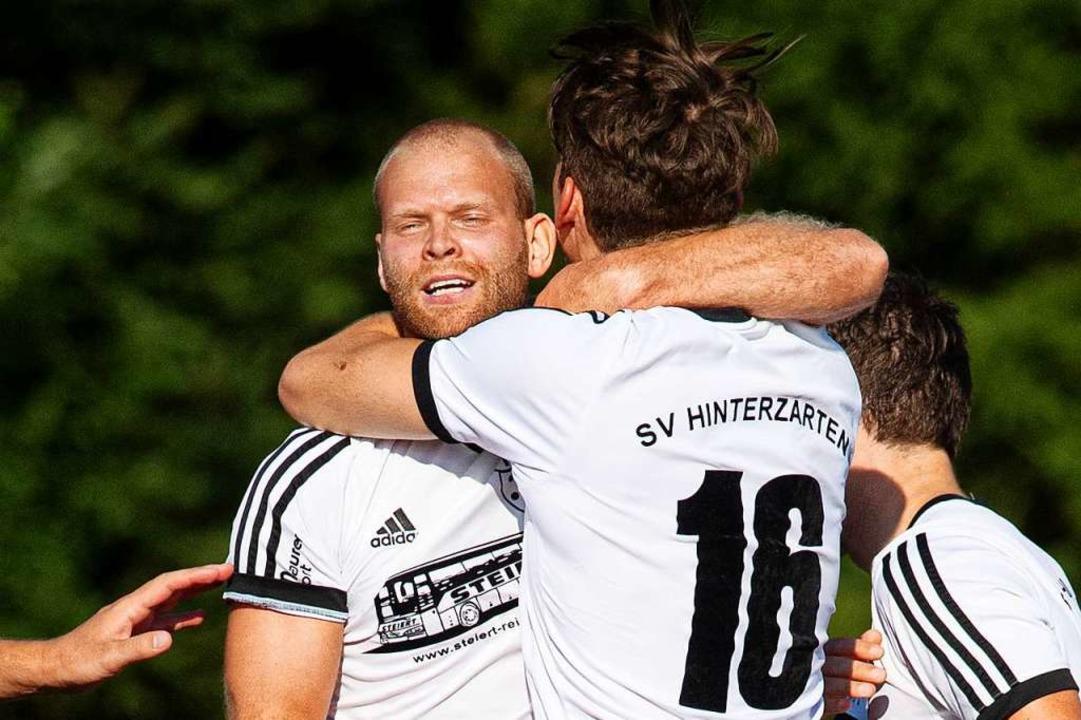 Selbstkritisch: Kay Ruf, Spielertrainer des SV Hinterzarten  | Foto: Wolfgang Scheu