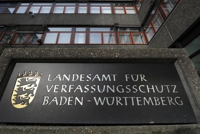 Baden-Württemberg stockt im Kampf gegen Rechtsextremismus personell auf