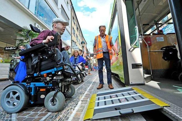 Im März wird in Freiburg ein neuer Beirat für Behinderte gewählt