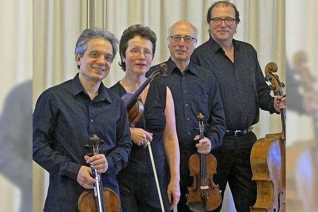 Segantini-Quartett in Waldkirch