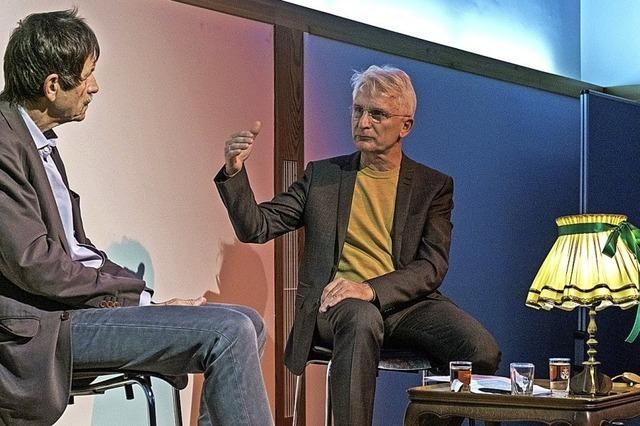 Zickenheiner eröffnet grünen Salon mit Thema Klima
