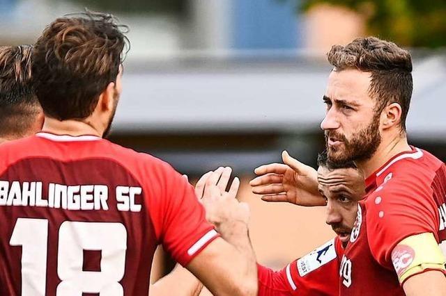 Bahlingen und SC Freiburg II fiebern