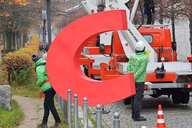 CDU ohne C: Greenpeace reklamiert Buchstaben-Klau für sich