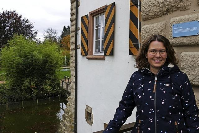 Ortsrundgang durch Schliengen mit Bürgermeisterkandidatin Simone Penner