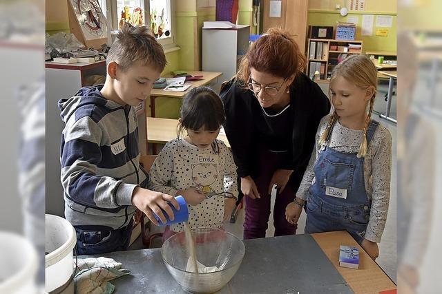 Bärenfelsschüler werden zu kleinen Forschern