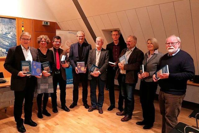 Neues Urkundenbuch wurde in Neuenburg vorgestellt