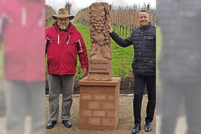 Skulpturenweg vereint Kunst und Wein