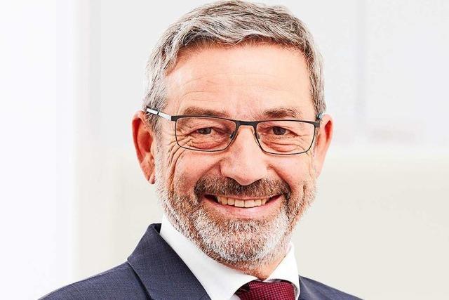 Johannes Ullrich erneut zum Präsidenten gewählt