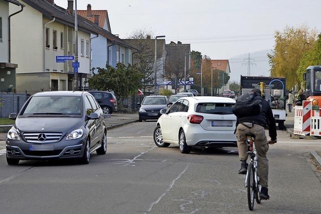 Parkverbote in der Prüfung