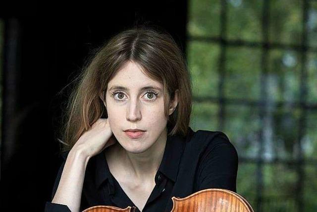 Höllenritt mit der Geige: Vilde Frang begeistert mit Brittens Violinkonzert
