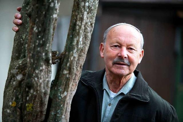 Nonnenweiers Alt-Ortsvorsteher Rudolf Häs ist tot