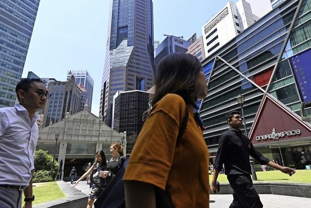 Freier Handel mit Singapur
