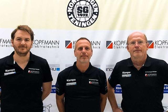 Trainerwechsel bei der SG Köndringen-Teningen: Michael Schilling kommt im Sommer 2020