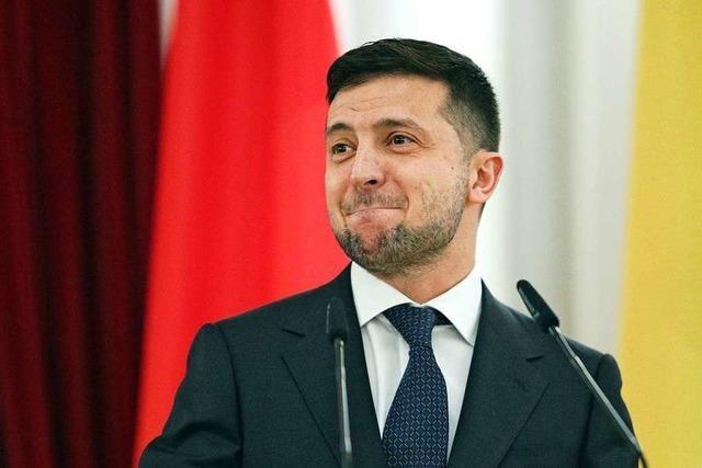 Hoffnungsschimmer für die Ukraine