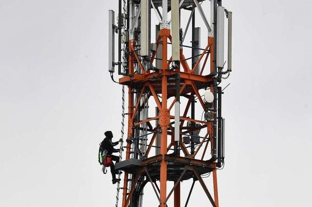 Ortschaftsräte lehnen Funkmast gegenüber Isteiner Klotz zum zweiten Mal ab