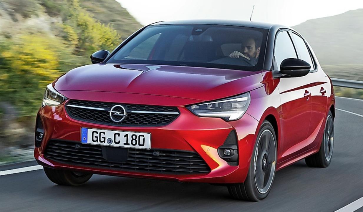 Auch unter PSA-Regie bleibt Opel seiner Formensprache treu.  | Foto: Werk