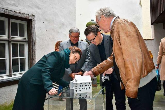 Staatsministerin Müntefering lobt grenzüberschreitendes Miteinander in Laufenburg