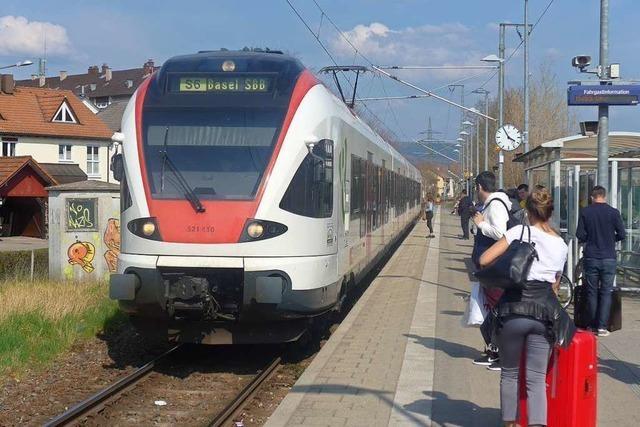 Haben Bus und Bahn im Landkreis Lörrach wirklich ein Imageproblem?