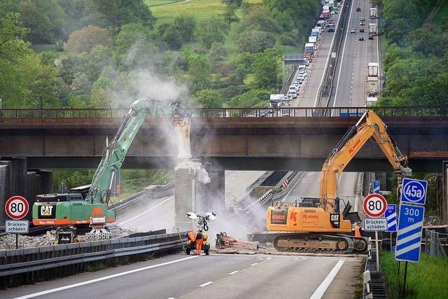 Bahn lehnt Behelfsbrücke zwischen Reute und Holzhausen ab