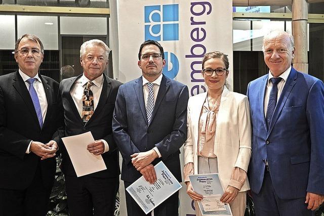 WIR ÜBER UNS: Journalistenpreis für Magazin-Reportage