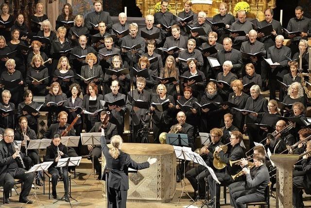 Villinger Oratorienchor und Capella Nova in Villingen-Schwenningen