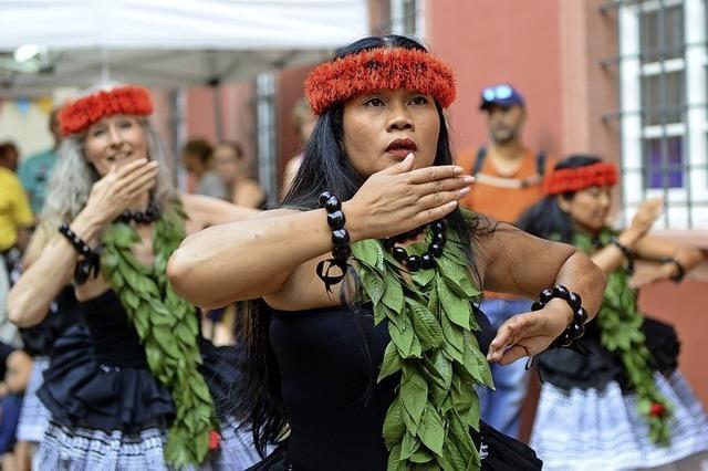 Das Museum Natur und Mensch lädt zum Hawai-Tanznachmittag