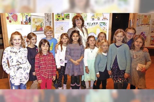 Ausstellung erfüllt Nachwuchs mit Stolz