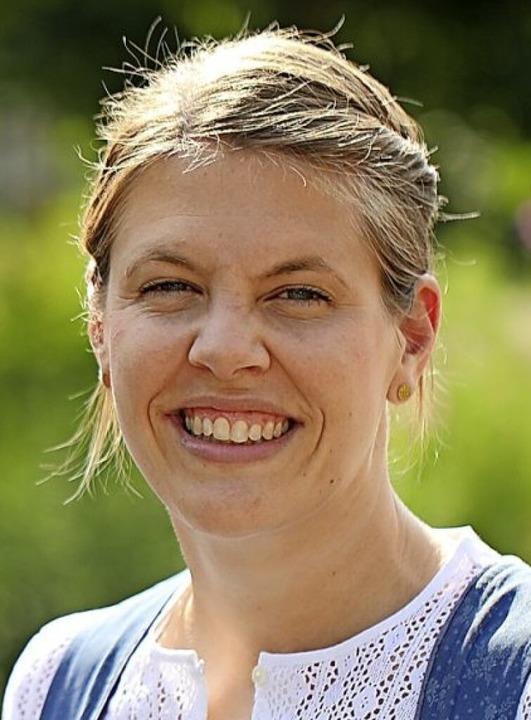 Kristin Fuchs betreibt in sechster Generation den Spielweg in Münstertal.     Foto: Sebastian Fuchs
