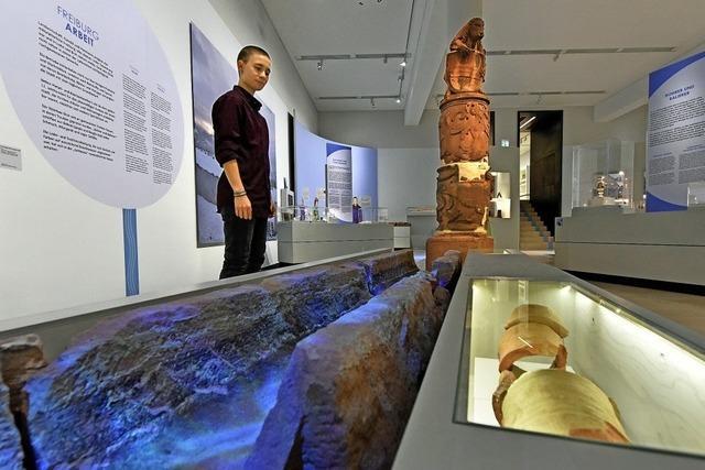 Archäologie-Ausstellung im Augustinermuseum