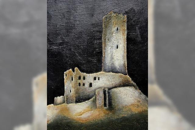 Peter Seip zeigt Malerei