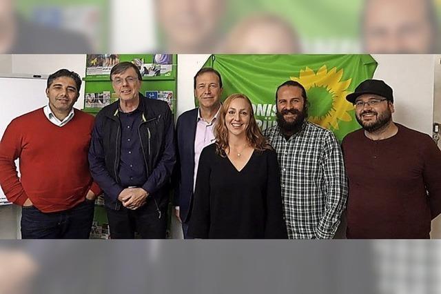 Neue Doppelspitze bei den Grünen