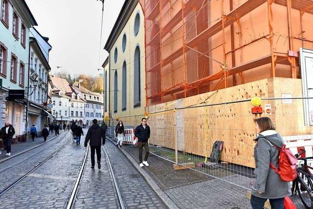 Problem-Sims des Freiburger Augustinermuseums wird komplett entfernt