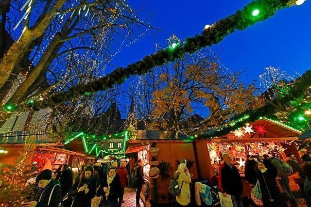Club of Rome ruft zum Weihnachtsmarkt-Boykott in Freiburg auf