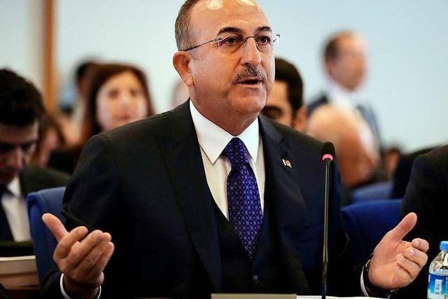Die Verhaftung in Ankara ist ein Skandal