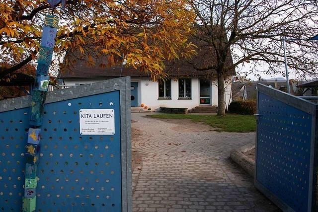 Sulzburger Verwaltung will U3-Betreuung aus Laufen verlagern