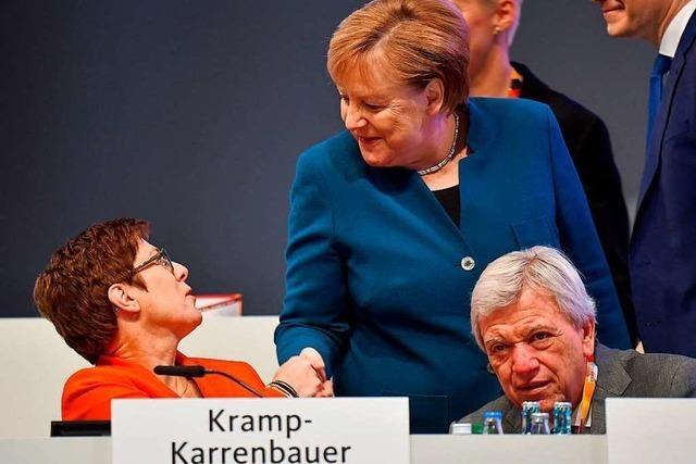 CDU setzt Parteitag mit Beratungen über 5G-Netzausbau und Urwahl fort