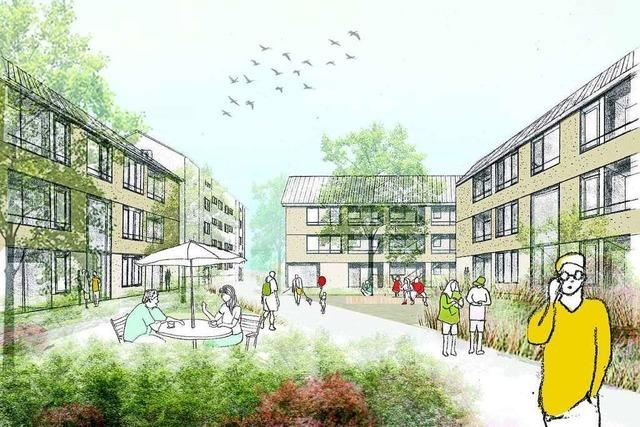 Neue Wohnungen für Menschen mit wenig Geld
