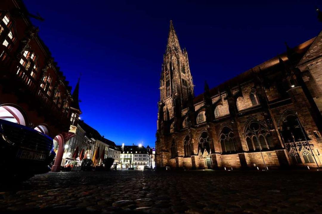Natürlich spielt das Münster eine wichtige Rolle beim Stadtjubiläum.  | Foto: Ingo Schneider
