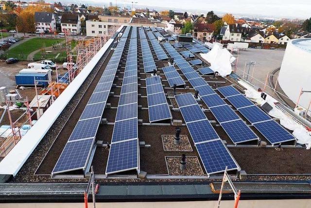 Warum Weil nicht aktiv für das 365-Dächer-Programm wirbt