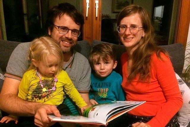 Gelebte Tradition: Diese Familie setzt sich für die elsässiche Mundart ein