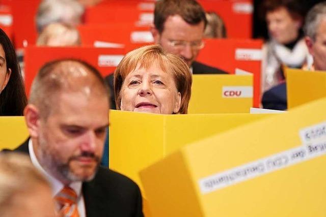 Die CDU lehnt eine Urwahl über Kanzlerkandidaten ab