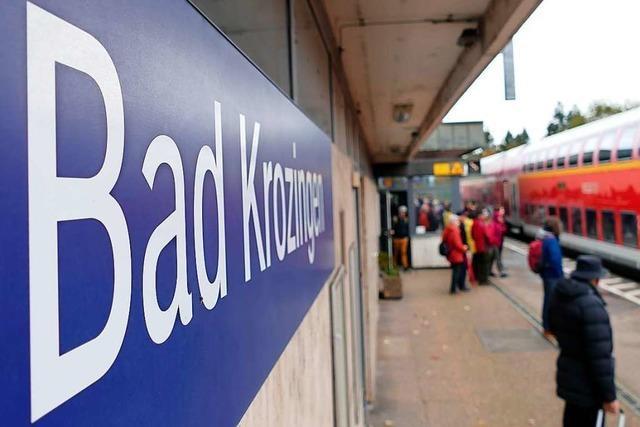 Hat der Warteraum am Bad Krozinger Bahnhof doch noch eine Zukunft?