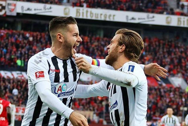 1:1 in Leverkusen: SC Freiburg punktet wieder bei einem Top-Team